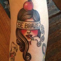 tattoosandtutus: Glennie Glennie @glennieglennie