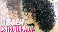 DEFINIÇÃO ♥ FITAGEM ESTRUTURADA - MINHA FINALIZAÇÃO ATUAL / Jaqueline Sa...
