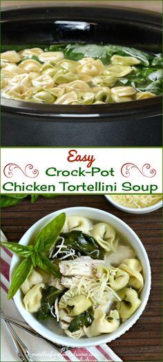 easy crock pot chick