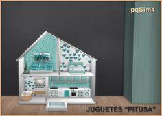 """Juguetes """"Pitusa"""" Parte2. Sims 4 Custom Content. ~ pqSim4"""