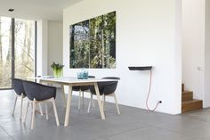 PAD TABLE, CHAIRMAN Stühle und PAD PANEL