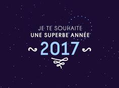 Carte meilleurs voeux 2017