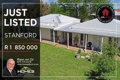2 Bedroom House For Sale in Stanford 2 Bedroom House, Entrance Hall, Coastal Homes, 3 D, Insight, Bathrooms, Garage, Tours, Lifestyle