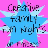 Creative Family Fun Nights