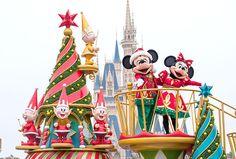 東京ディズニーランド,ディズニー・クリスマス