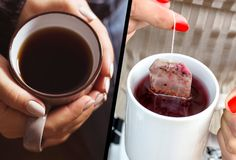 WebMD~ SLIDESHOW 10 Health Benefits of Drinking Coffee and Tea Now you have even more reasons to enjoy that warm cup of coffee or tea, such as lower odds of getting type 2 diabetes and certain cancers.