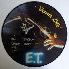 Sounds Like E.T. LP Picture Disc Vinyl Record All by ThisVinylLife