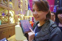 Love book ~ from 宮原眼科 Taichun, Taiwan