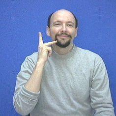 """pickle"" American Sign Language (ASL)"