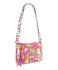 b242978ffe83 Vera Bradley Lilli Bell Little Hipster Crossbody Bag