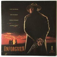 Unforgiven Laserdisc