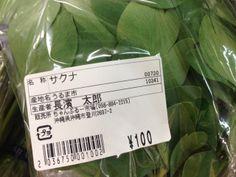 Herb (Peucedanum japonicum) Japanese Label