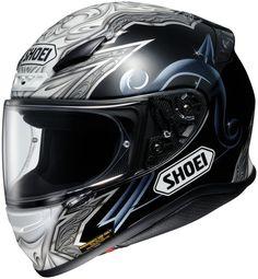 Shoei RF-1200 Diabolic Mens Street Riding DOT Motorcycle Helmets