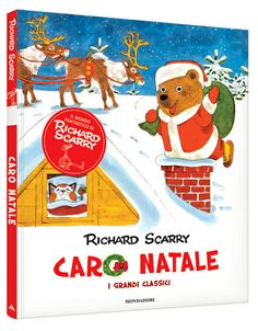 """Caro Natale"" di Richard Scarry"