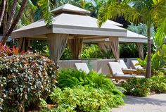 Main Resort Pool - Cabanas