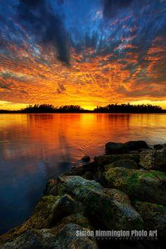 ✯ Lost Sunset - Dania Beach, Florida