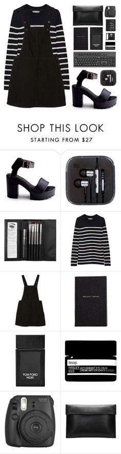 """""""the painter"""" by charli-oakeby ❤ liked on Polyvore featuring Sephora Collection, Étoile Isabel Marant, Monki, Smythson, Tom Ford, Aesop and NARS Cosmetics"""