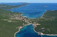 Otok Ist, Croatia