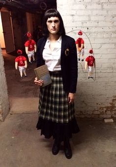 Lydia Deets  Jump in Line  The Best Halloween Costumes Of 2013 According To  sc 1 st  Pinterest & Lydia deetz costume | Lydia deetz costume | Pinterest | Costumes ...