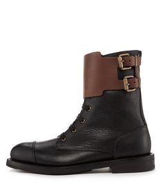 Dispatch Rider Buckle Boot (Vivienne Westwood)
