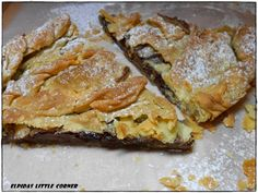 Cookbook Recipes, Cooking Recipes, Greek Sweets, Pastry Cake, Sweet Recipes, French Toast, Pork, Meat, Chocolate