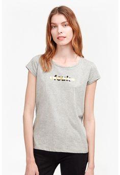 Fcuk Strike T-Shirt