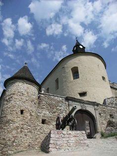 Krásna hôrka castle, Slovakia.. burnt down in 2012 :(( under construction at the moment