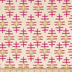 Art Gallery Boho Fusion Path Marker Boho from @fabricdotcom  Designed by April Rhodes for Art Gallery Fabrics, this cotton print collection features saturated hues and beautiful bohemian designs on their standard, luxurious 200 thread count quilting cotton. Inject some modernity into your quilt, apparel, and home decor accents. Colors include purple, cream, and tan.