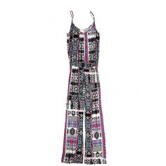 SPRING SALE! Enjoy an additional 50% off sale prices! Printed Jumpsuit