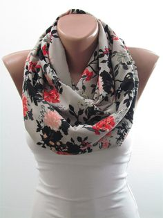 Hey, I found this really awesome Etsy listing at https://www.etsy.com/listing/169460391/mothers-day-gift-for-mom-floral-scarf