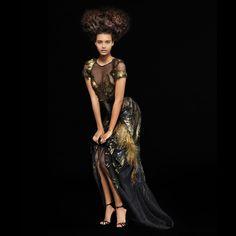 Carine Roitfeld Fall 2013 Fashion Shoot – Carine Roitfeld and Karl Lagerfeld Fall 2013 Fashion Editorial - Harper's BAZAAR