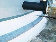 IMPERMEABILIZACIÓN EN BASE DE TANQUE  Aplicación de BELZONA 6111 + BELZONA 3111  - Para la protección de superficies de acero sometidas a la corrosión ambiental  100% GARANTIZADO  SERVICIOS DE CALIDAD PARA CADA NECESIDAD  #calidad #soluciones #juntas #erosión #corrosión #restauración #abrasión #protección #sellos #garantía #industria #mantenimiento #Belzona #SomosDMC