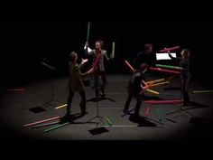 Performance of Bach's Prelude No. 1 Using Only Boomwhackers is Fantastic!   Wow - has a few tiny slips but.... wow - what concentration!