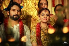 Shopzters   The Celebrity Wedding Of Actress Bhavana With Producer Naveen