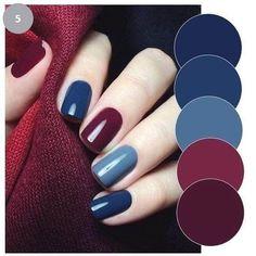 Nagellack Design, Nagellack Trends, Minimalist Nails, Fall Nail Designs, Cute Nail Designs, Autumn Nails, Winter Nails, Cute Nails, Pretty Nails