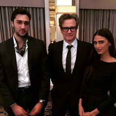 Colin Firth Action for Stammering Children Gala Dinner King's Speech, Colin Firth, Gala Dinner, I Said, Actors, Children, Instagram Posts, Cute, Fictional Characters