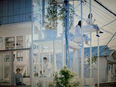 House NA - Sou Fujimoto / Cool project