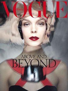 Vogue Italia October 2012