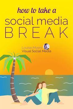 How to Take a Social Media Break for Your Business Social Media Break, Social Media Training, Social Media Content, Social Media Tips, Marketing Articles, Online Marketing Strategies, Content Marketing Strategy, Marketing Ideas, Facebook Marketing