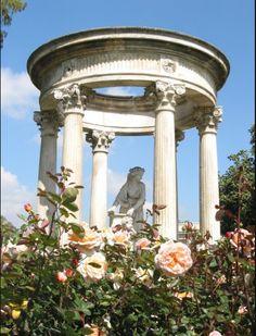 Huntington Gardens Rotunda