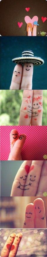 Fingers love