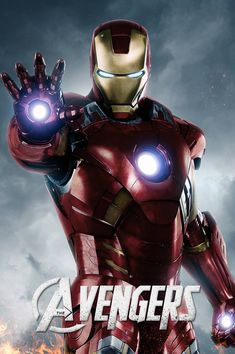 The Avengers-Iron Man by LifeEndsNow on DeviantArt