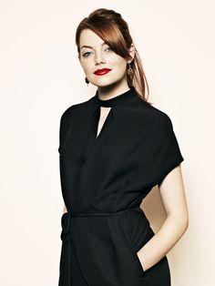 Emma Stone. www.wearelse.com
