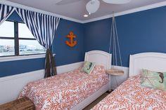 A Traditional Beach House With Nautical Details | Beach Flip | HGTV