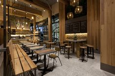 Built by Giant Design   in Sydney, Australia Following the success of the Giant designed Lane Cove café, Saxon Wright, was looking to take his existing boutique r...