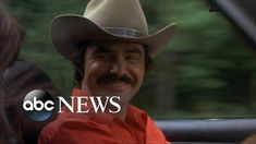 'Smokey and the Bandit's' Burt Reynolds dies at the age of 82 Bandit Trans Am, Smokey And The Bandit, Boogie Nights, Burt Reynolds, Abc News, New T, American Actors, Comebacks, Youtube