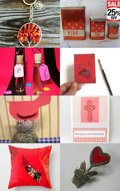 Vibrant by Coco on Etsy--Pinned with TreasuryPin.com