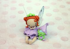Hey, I found this really awesome Etsy listing at https://www.etsy.com/listing/468339337/fairy-figurine-and-baby-shroom
