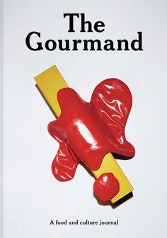 magazinewall:  The Gourmand (London, UK)