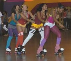 SKATE~♥ going to the roller rink on friday nights.leg warmers, athletic shorts for the really confident Roller Derby, Roller Rink, Roller Disco, City Roller, Roller Skating Party, Skate Party, Skating Rink, Figure Skating, Best Memories